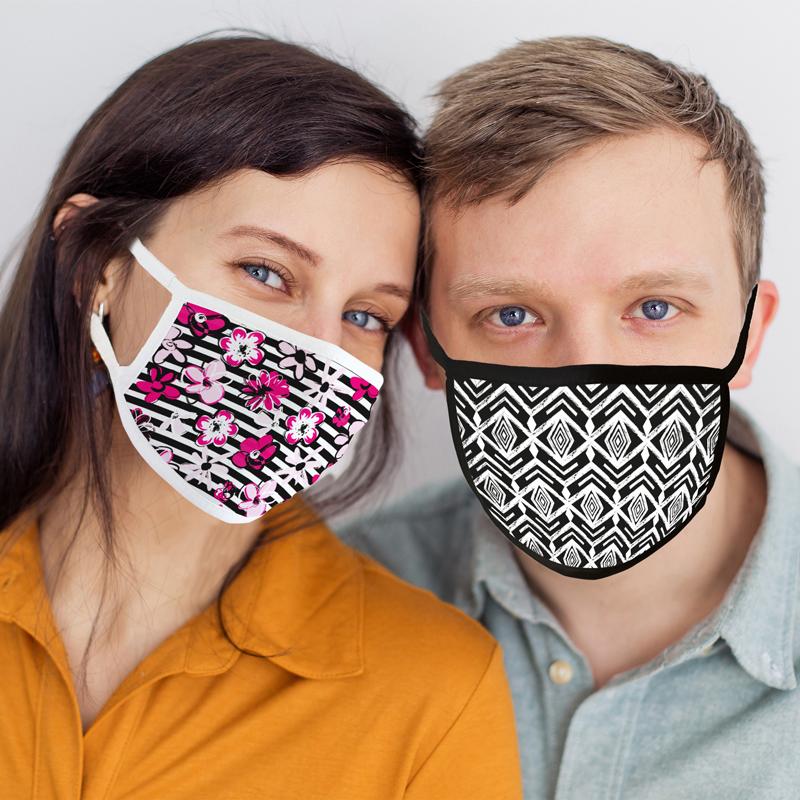 MCS-Masken mit Wunschfarbe/ Wunschdesign