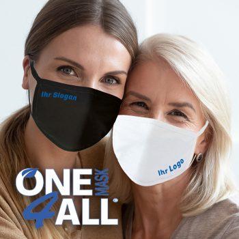 """""""one4all"""" MCS-Alltagsmasken für Erwachsene lassen sich in der Größe verstellen"""