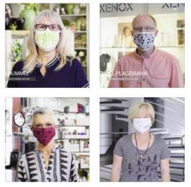 Masken von MCS - Kundenstimmen