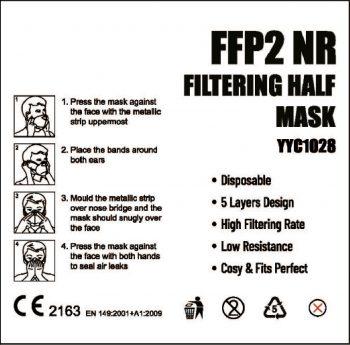FFP2 Maske CE2163